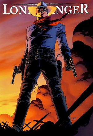 Dynamite Entertainment's The Lone Ranger #4 co...